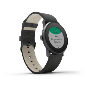 Pebble Round Black